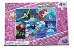 Cardinal-Princesas Disney Puzzle, 6040059