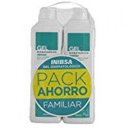 Geles Inibsa - Pack Ahorro Familiar con Geles de Ducha, 4 x 1 L