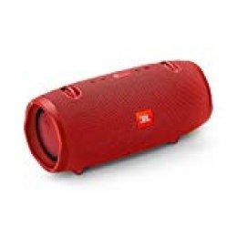 JBL Xtreme 2 - Altavoz Bluetooth inalámbrico portátil (Impermeable), Color Rojo