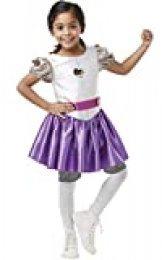 Nella The Knight - Disfraz de la Princesa Nella para niña, infantil 3-4 años (Rubie's 640987-S)