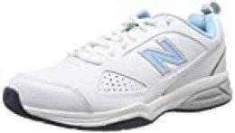New Balance 624 M, Zapatillas Deportivas para Interior para Mujer