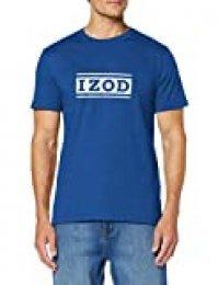Izod Logo Graphic tee Camiseta para Hombre