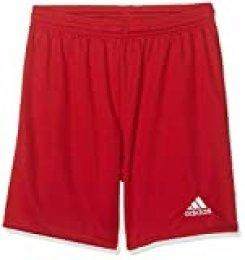 adidas Parma 16 Intenso Pantalones Cortos para Fútbol, Hombre, Power Red/White, 2XL