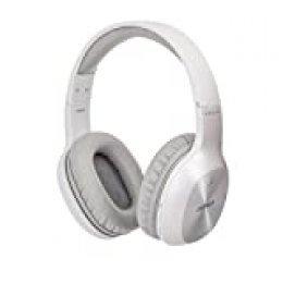 Edifier W800BT Auriculares Diadema Bluetooth Over-Ear, Auriculares Ligeros inalámbricos para Colocar sobre Las Orejas, 50 Horas de reproducción, Ligeros - Blanco