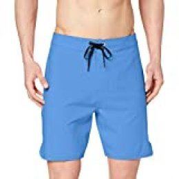 Hurley M Phantom One&Only 18' Bañador, Hombre, Pacific Blue, 33