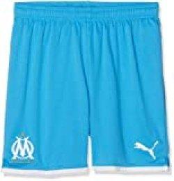 PUMA Om Shorts Replica Jr Without Inner Slip - Pantalones Cortos Niños