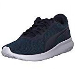 PUMA Activate Low Mens Sneakers Low Shoes Blue, tamaño:48.5