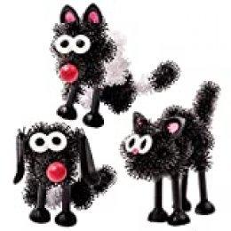 Bunchems - Paquete de 3 Personajes - Pets (Bizak 61926800)