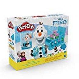 Play-Doh Olaf En Trineo (Hasbro E5375EU4)