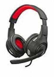 Trust Gaming GXT 307 Ravu - Auriculares Gaming Multi-Plataforma, Negro