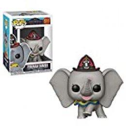 Funko Vinyl: Disney: Dumbo: Pop 1 Fireman Figura de Vinilo, Multicolor (34216)