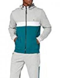 Tommy Hilfiger Colorblocked Hooded Zip Through Sudadera para Hombre