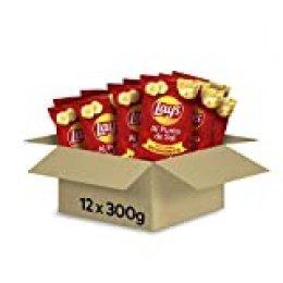 Lay'S Patatas Fritas - Paquete de 12 x 300 gr - Total: 3600 gr (11011011)