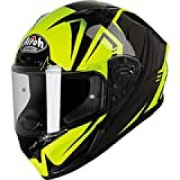 Airoh HELMET VALOR RAPTOR YELLOW MATT S