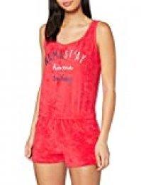 Melissa Brown AF.Yogi.CS Conjuntos de Pijama, Rosa (Fuchsia Fuchsia), XL para Mujer