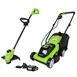 Greenworks Tools 2512907BAUK cortacésped