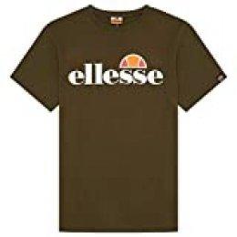 Ellesse Albany Camiseta, Mujer, Khaki, 34