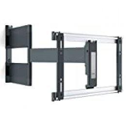 "Vogel's Thin 546 Extrathin - Soporte TV Giratorio para Pantallas Oled de 102 - 165 cm (40"" a 65""), 180° Rotación Horizontal, Max 30 kg, Vesa 400 x 400, Negro"