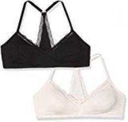 Underwear Sujetador para Mujer, Pack de 2