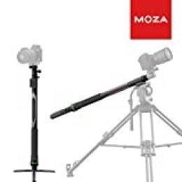 MOZA Slypod-E motorizado cámara Deslizante y Monopod Reinvent Movimiento Deslizante de posición precisa y Control de Velocidad para DSLR/SLR cardán estabilizador