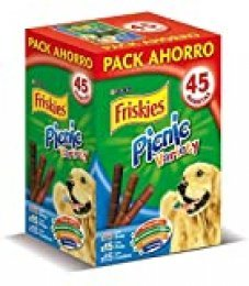 Friskies Picnic Variety Pack 3x15 Snacks Perro 378 g - 378 gr