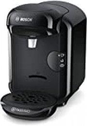Bosch TAS1402 TASSIMO Vivy 2 Cafetera de cápsulas, 1300 W, color negro