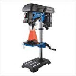 Scheppach 4906807901 - Pilar de perforación 230V 50Hz 550w, 16mm, Negro/ Azul