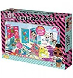 Lisciani Giochi – 75898 Juego para niños LOL Surprise Greeting Cards