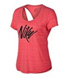 Nike W Nk Top SS 10k SD T-Shirt, Mujer