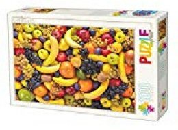 Unbekannt D de Toys 1 - Puzzle High diffi culty - Fruit