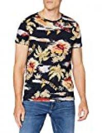 Tommy Hilfiger Summer Allover Print tee Camiseta Deporte para Hombre