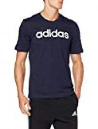 adidas Essentials Linear Logo tee - Camiseta Hombre