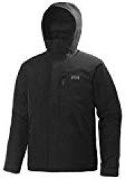 Helly Hansen Squamish CIS Jacket Chaqueta, Hombre, Negro, L