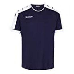 Kappa Tanis SS Camiseta Fútbol, Unisex Adulto