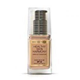 Max Factor Healthy Skin Harmony Base de Maquillaje Tono 65 Rose Beige - 146 gr