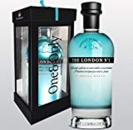 The London Nº1 Ginebra Premium + Estuche Regalo - 700 ml