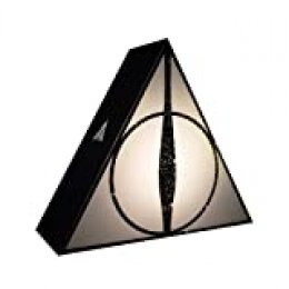 Paladone PP4217HP, Lampara Harry Potter Deathly Hallows, Multicolor, 22 X 19 cm