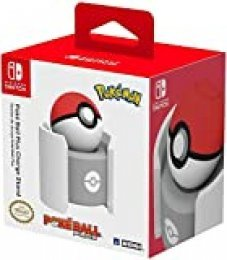 Hori - Base de Carga Poké Ball Plus (Nintendo Switch)