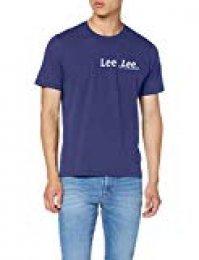 Lee Small Logo tee Camiseta para Hombre