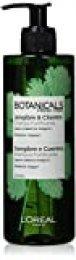 L'Oréal Paris Botanicals Champú para Cabellos Frágiles, Jengibre y Cilantro - 400 ml