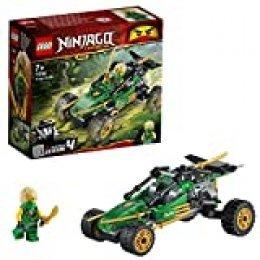 LEGO Ninjago - Buggy de la Jungla, Juguete de Construcción de Coche Ninja, Incluye Minifigura de Lloyd y Varios Accesorios para Recrear sus Aventuras, Set del Torneo de los Elementos (71700)