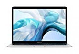 Apple MacBook Air (de 13 pulgadas, Modelo Anterior, 8GB RAM, 128GB de almacenamiento, Intel Core i5 a 1,6GHz) - Plata