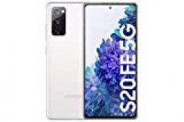 Samsung Galaxy S20 FE 5G, Smartphone Android Libre, Color Blanco [Versión española]