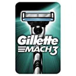 Gillette Mach3 Maquinilla, con hojas más fuertes que el acero
