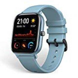 Amazfit GTS Reloj Inteligente, rastreador de Actividad con GPS