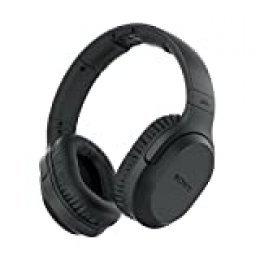 Sony MDR-RF895RK Auriculares Inalámbricos (Cancelación de Ruido, Transmisión por Radiofrecuencia, 20 Horas de Batería, Modo Voz), Color Negro, 30