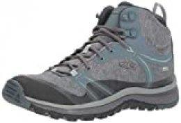 Keen Weather/wrough, Zapatos de High Rise Senderismo para Mujer, Multicolor (Terradora Mid WP 1019875), 36 EU