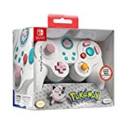 PDP - Mando Pro Fight Pad con Cable Jigglypuff (Nintendo Switch)