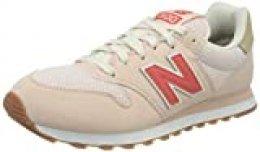 New Balance 500, Zapatillas para Mujer, Rosa (Pink HHH), 36 EU