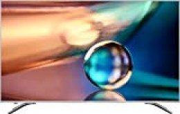 """Hisense H43AE6400 - TV Hisense 65"""" 4K Ultra HD, HDR, Precision Color, Super Contraste, Remote now, Smart TV VIDAA U, Diseño Metálico, Modo Deportes."""